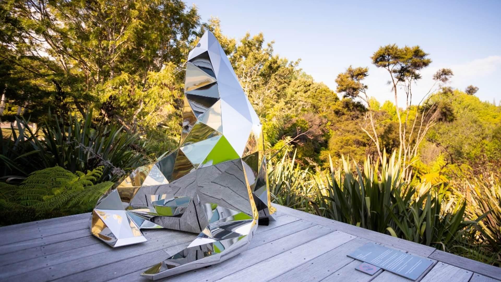 Top 10 things to do with kids Brick Bay Sculpture Trail Matakana Coast